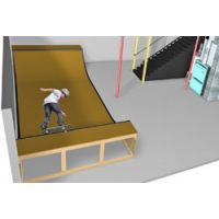 Traceable Halfpipe Plan
