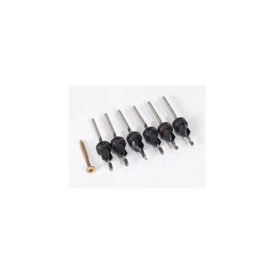 6 pack of countersinks